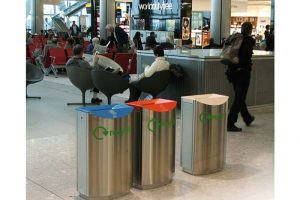 Afvalscheiden publieke ruimte FF1