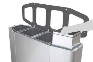 Gescheiden afval opvangen Munich