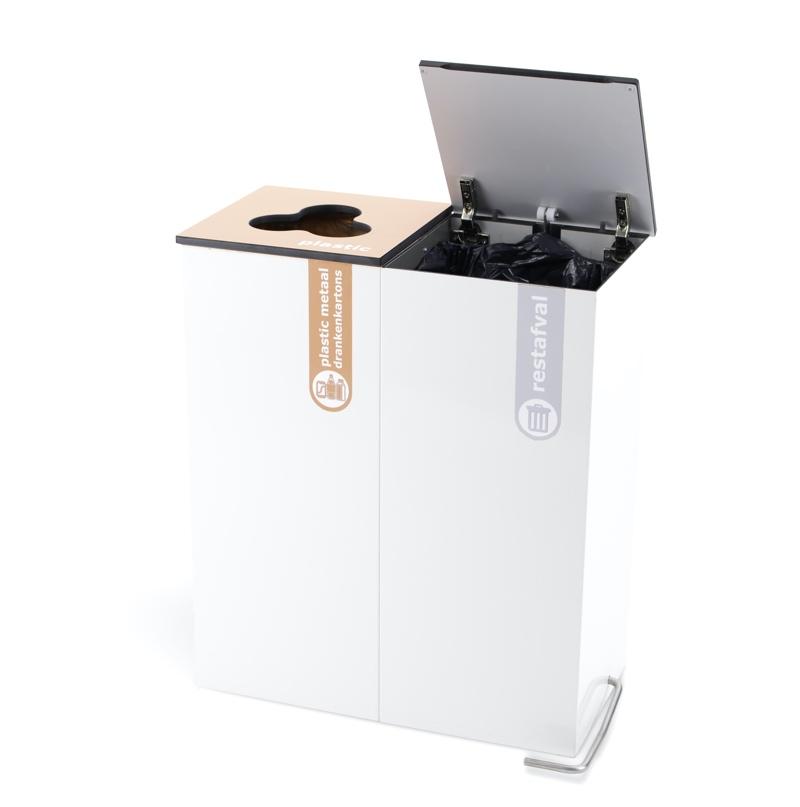 corona oplossing afvalbak variobin