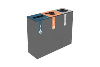 duurzame vuilnisbak afvalscheiden bedrijfskantine
