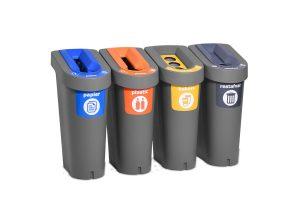 duurzame vuilnisbak afvalscheiden onderwijs