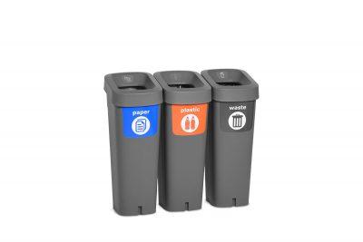 duurzame vuilnisbak afvalscheiden school