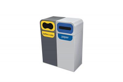 duurzame vuilnisbak afvalscheiden sportclub