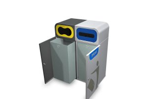 vuilnisbak kantoorafval efficient scheiden